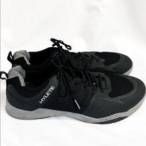HYLETE Circuit Cross-Training Sneaker Black/Gray